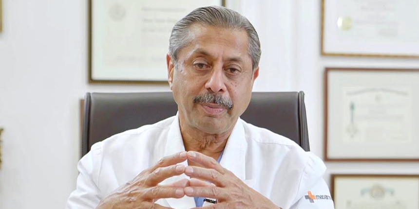 Picture of Dr. Naresh Trehan